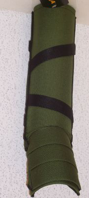 Snake Guard snake proof olive green